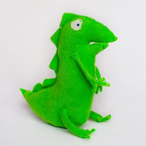 Мистер Динозавр или Динозаврик Джорджа